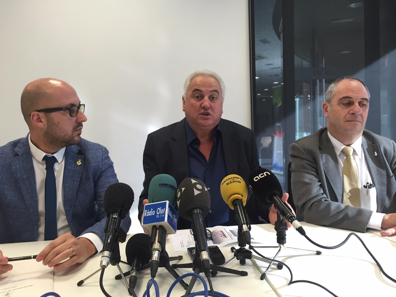 Jaume Dulsat, Mia Corominas i Albert Ballesta 2 (Jordi Altesa)