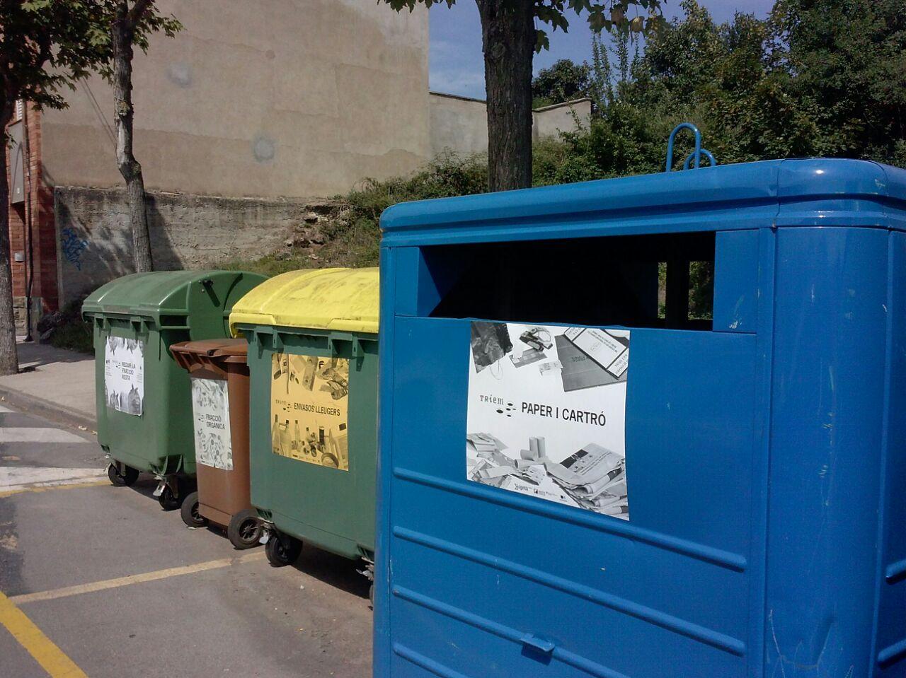 Riudaura, Beuda i Tortellà, els tres municipis garrotxins que menys deixalles generen