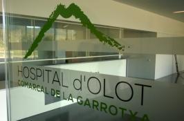 L'Hospital d'Olot passa amb èxit el seu primer dia