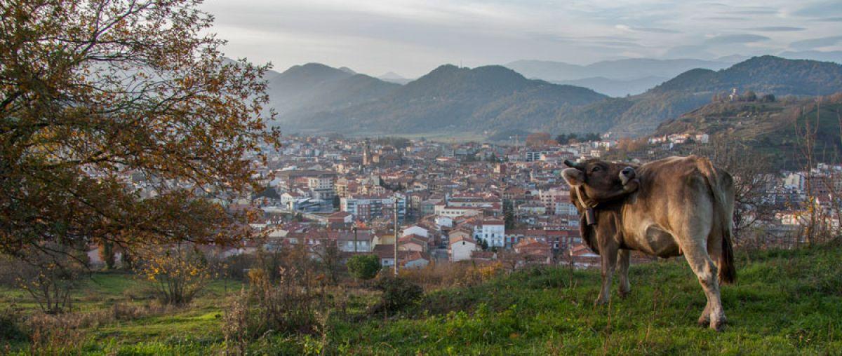 Batet de la Serra, un poble dins d'una ciutat