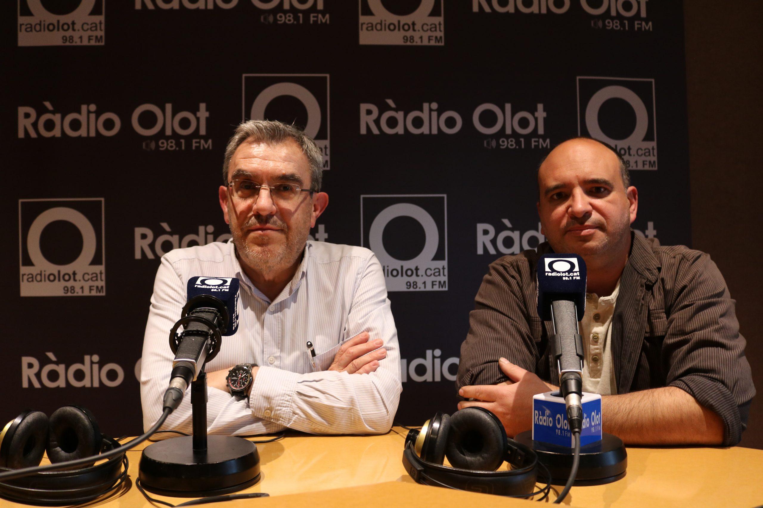 L'oposició de Riudaura es mostra predisposada a col·laborar amb el govern local