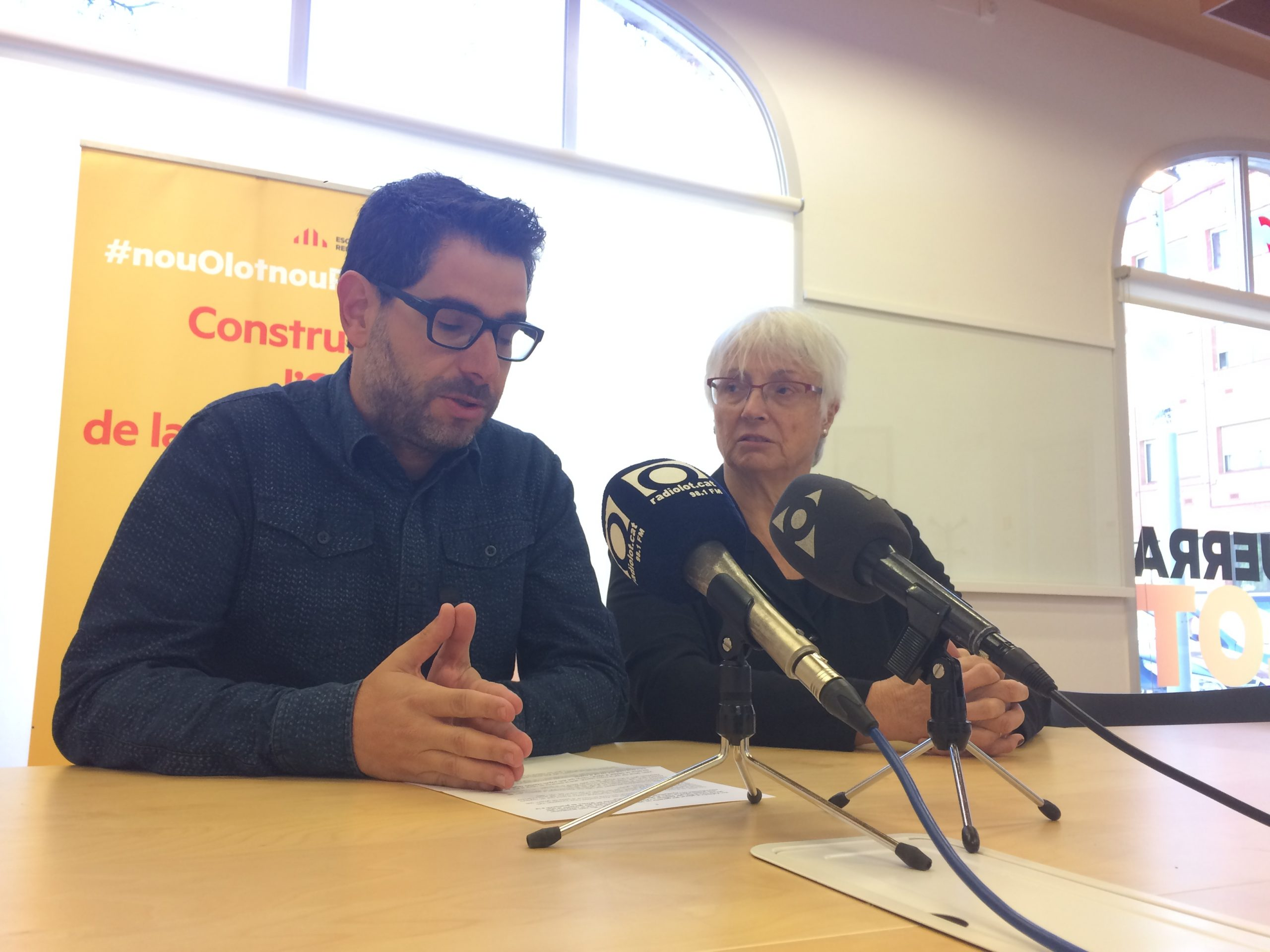 El garrotxí Josep Quintana entra al Senat