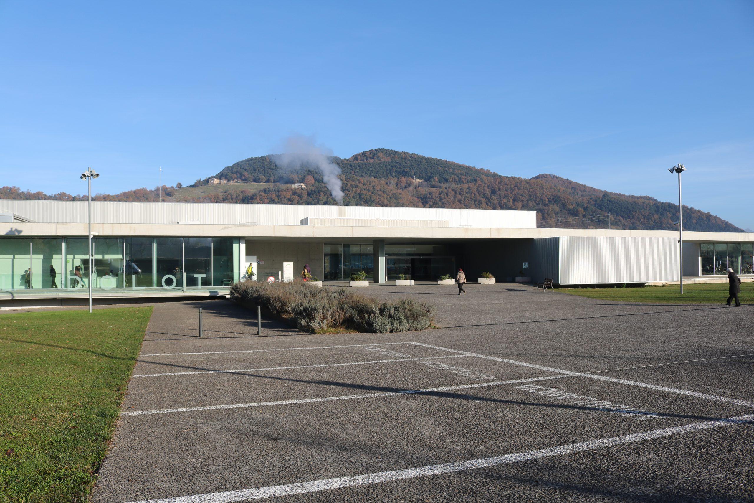 L'Hospital d'Olot extreu amb un mes la meitat de còrnies que tot l'any passat