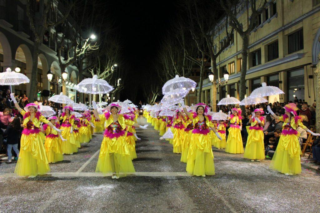 Olot cancel·la el carnaval del 2021 pel coronavirus