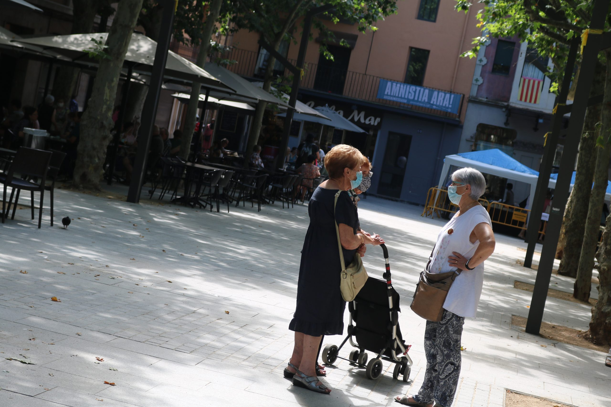 """La Garrotxa deixa d'estar en risc """"alt"""" després de vuit mesos"""