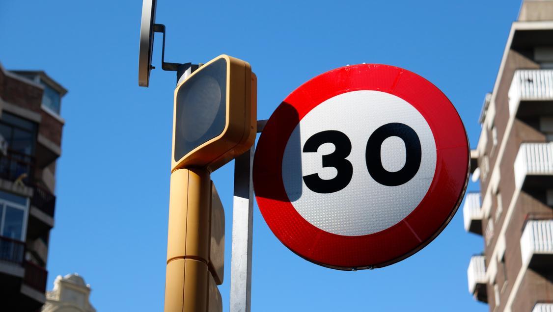 Olot no detecta incidències els primers dies de l'aplicació dels 30 km/h