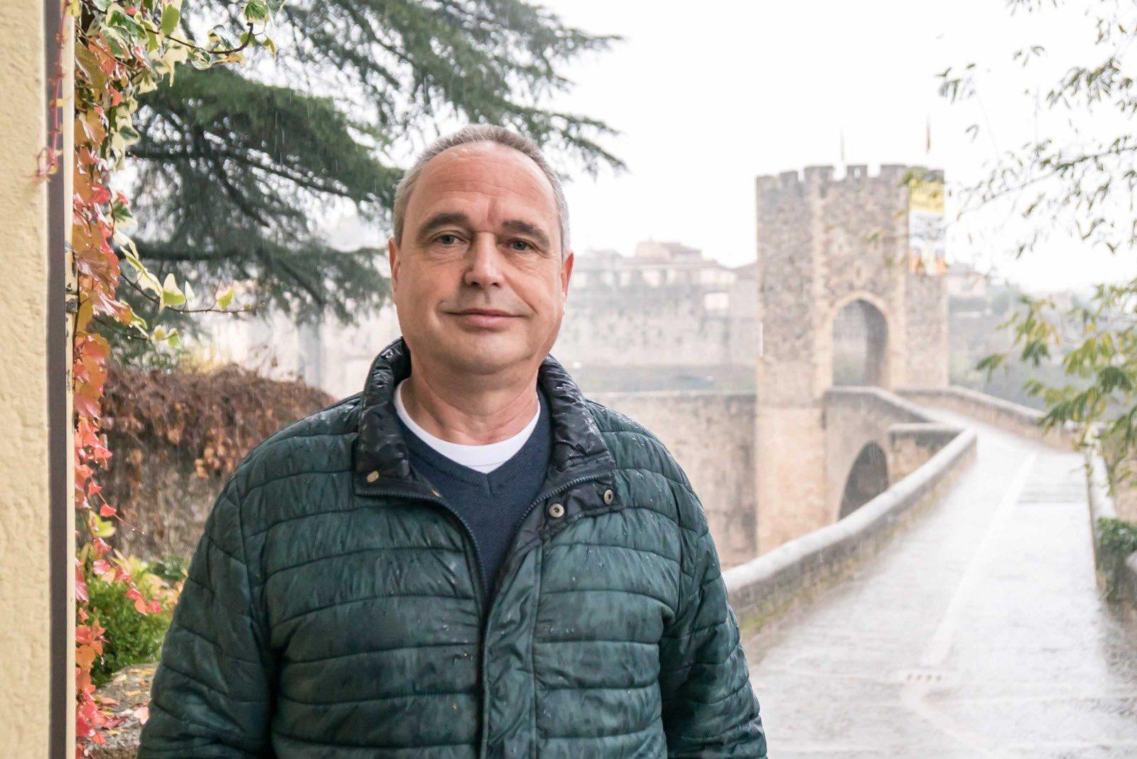Els garrotxins Bartomeu Compte i Dolors Corretgé aniran a la llista d'ERC per al 14F a Girona