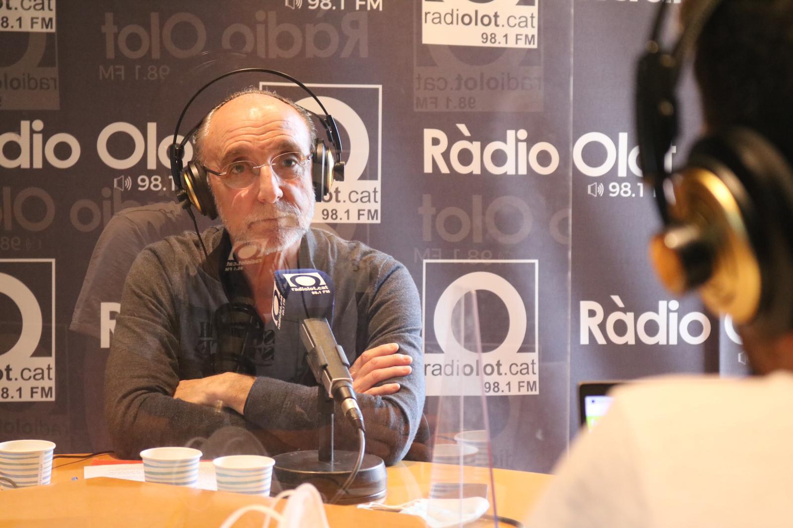 Joan Agustí, sobre la destitució de Garrido: