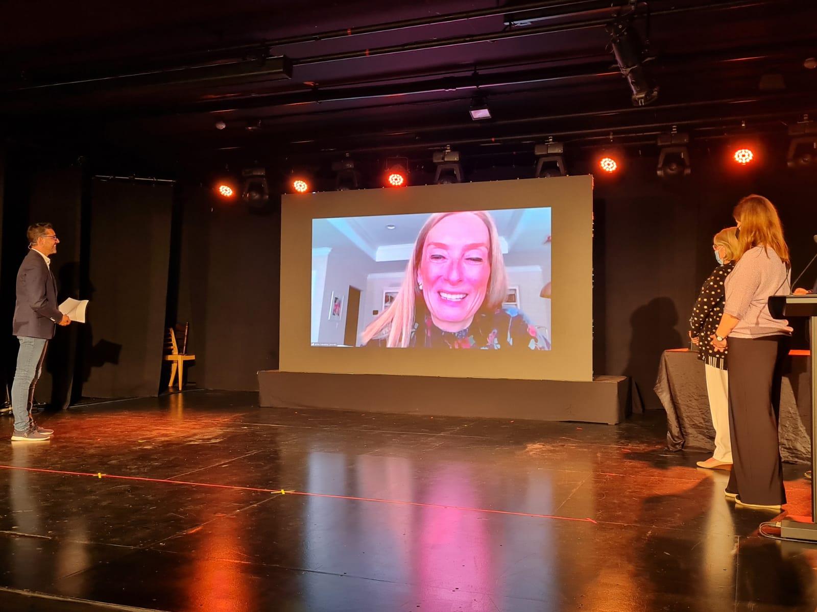 Anna Navarro és la Garrotxina de l'Any 2020