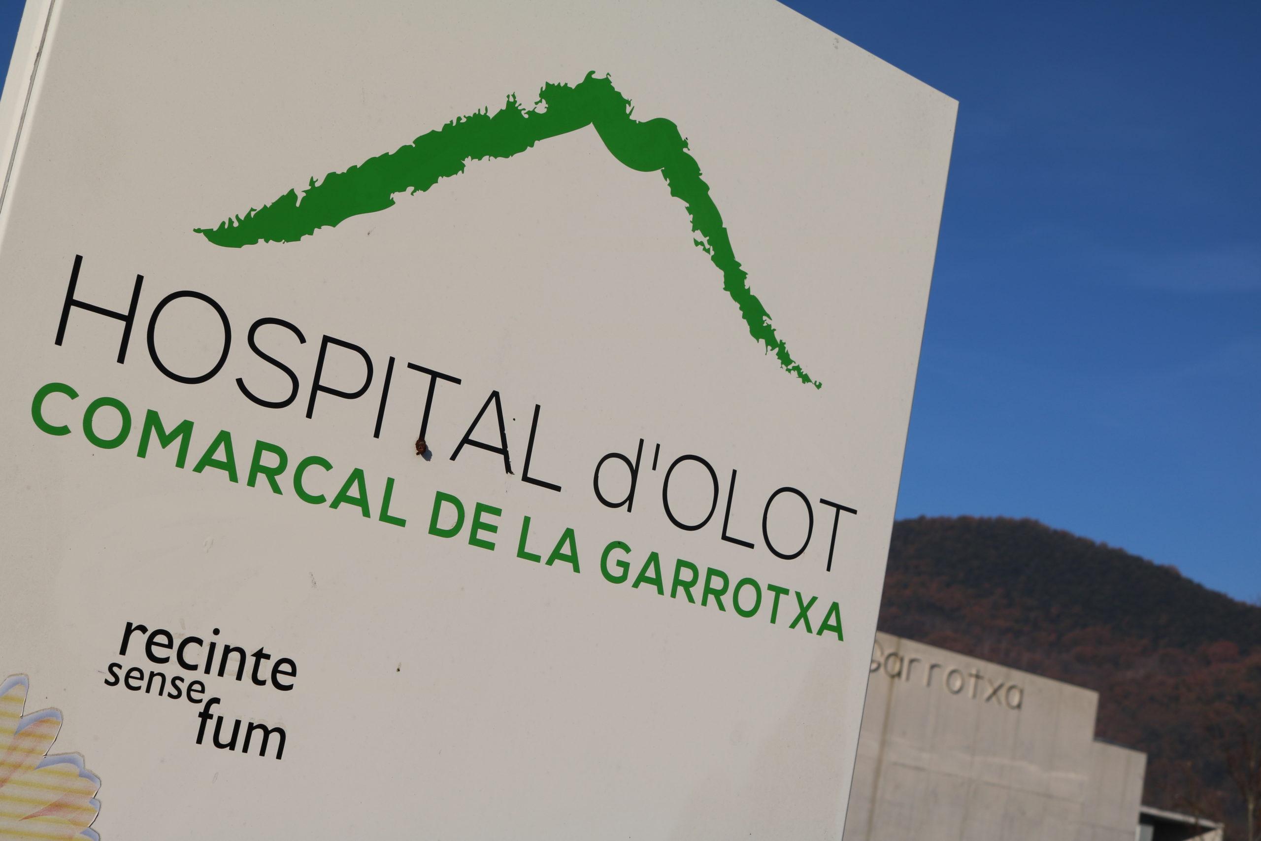 L'Hospital d'Olot torna a obrir la unitat covid