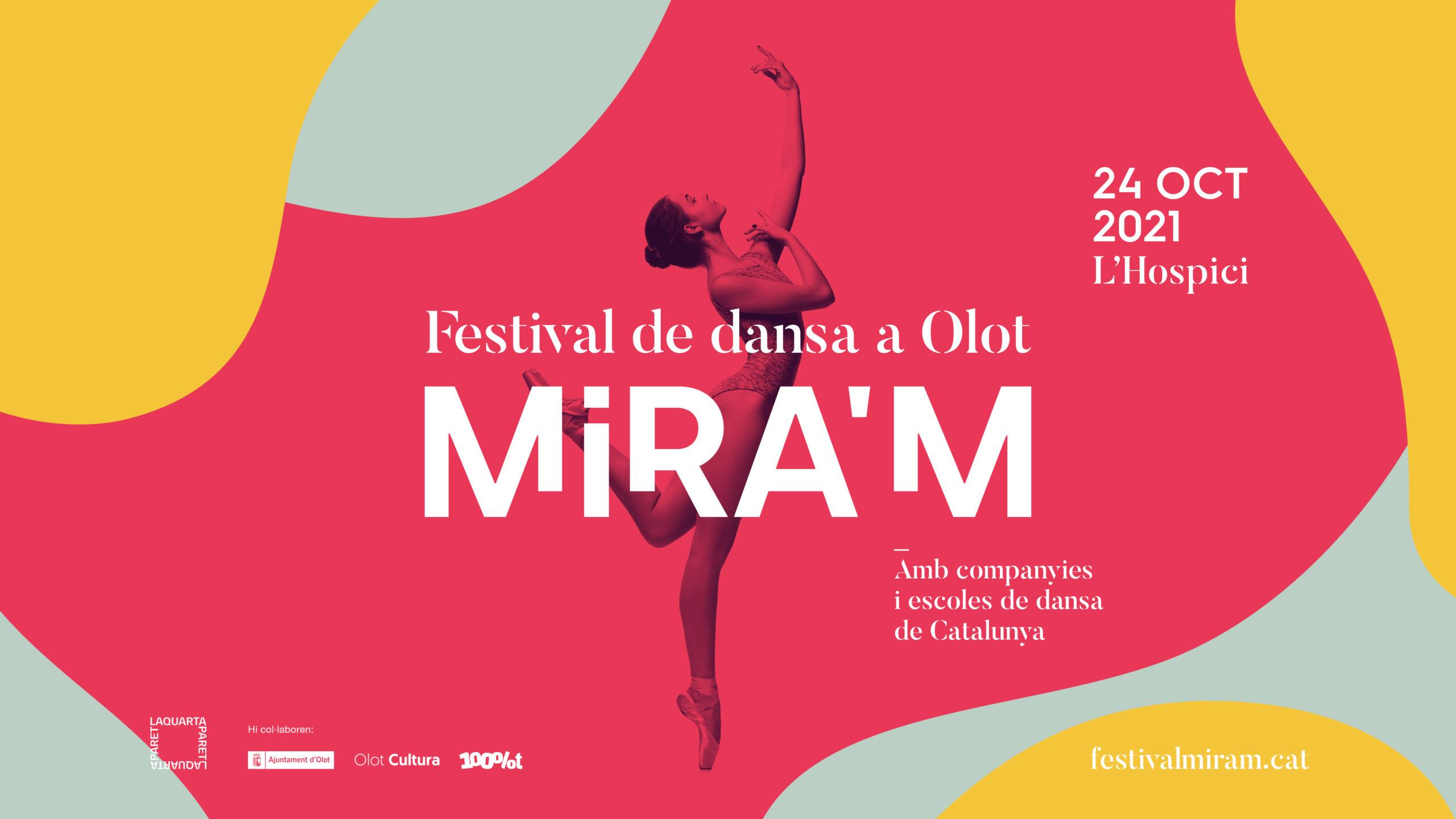 Mira'm. El nou festival de dansa a Olot